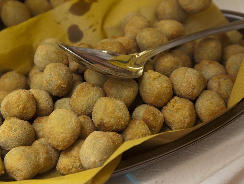 Ricetta Olive Ascolane Youtube.Olive All Ascolana Ricetta Originale Il Mondo Delle Donne
