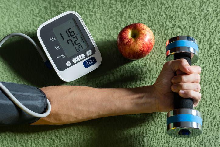 Come abbassare la pressione sanguigna in modo naturale..