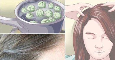 Addio per sempre ai capelli bianchi: il metodo per farli sparire in 5 minuti